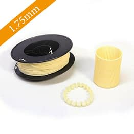 Natural 3D Printing Filament Spool